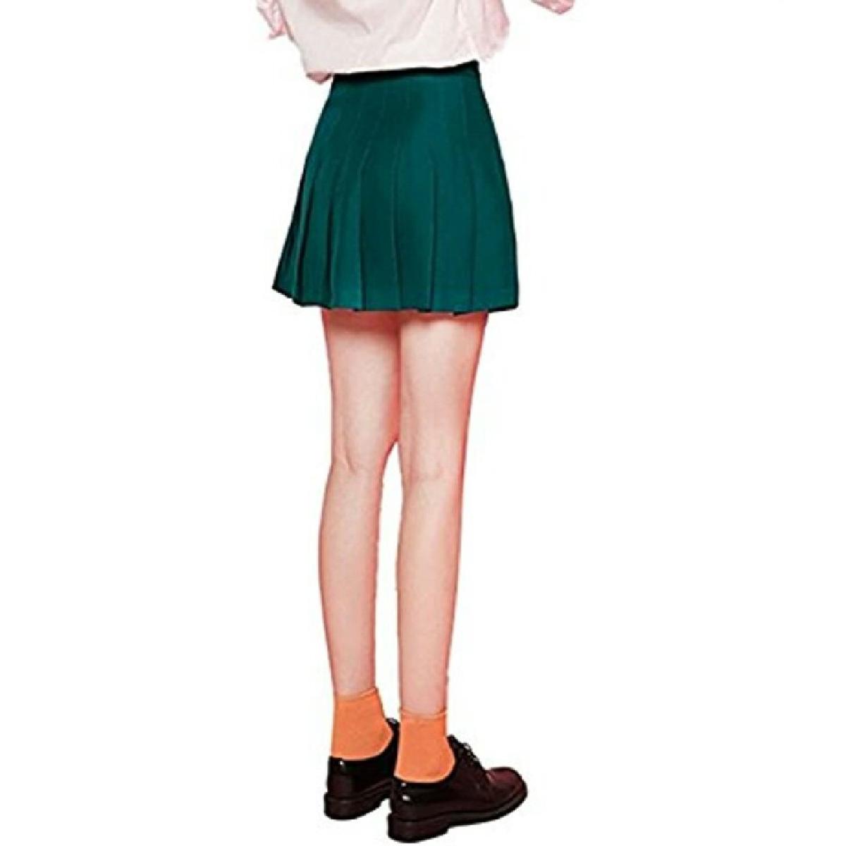 Skirts Store Knife Pleated Short Night Skirt For Women - Night Dress - Skirt For Women