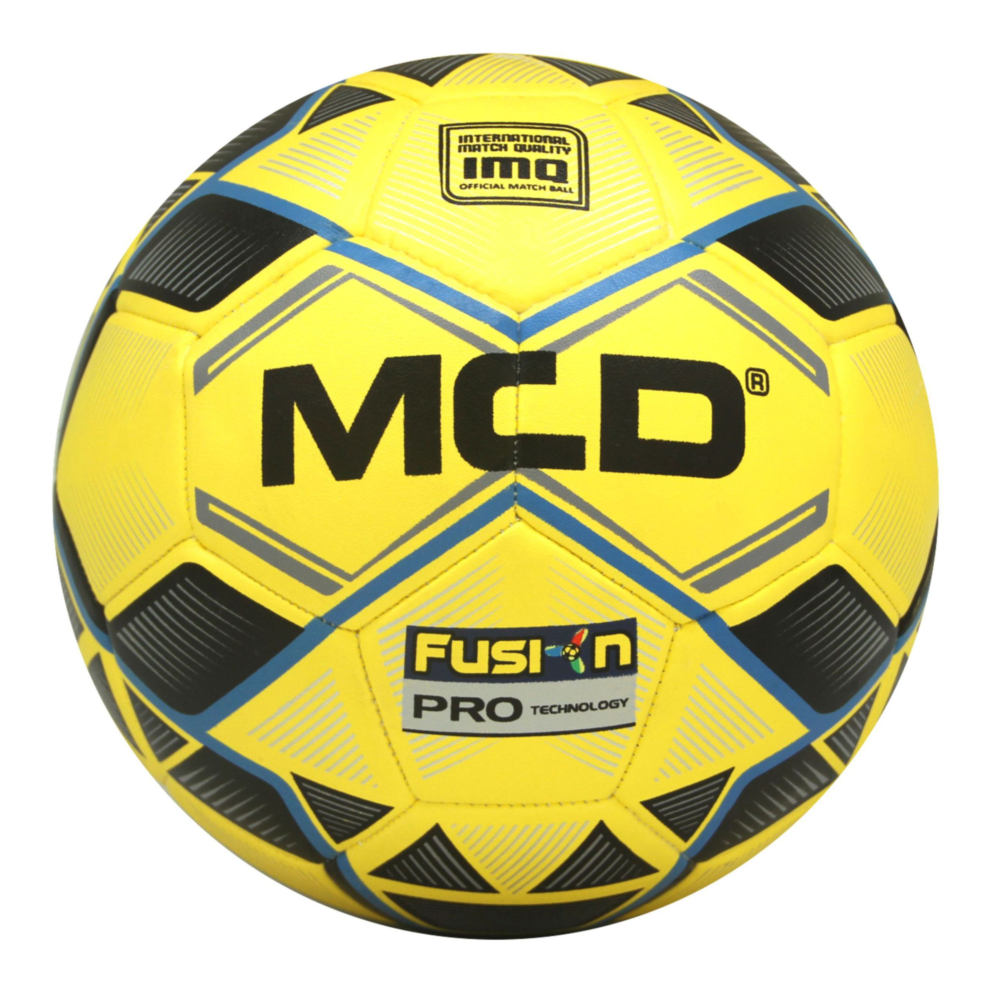MCD Size 4 football, Under 10, 11, 12, 13 and 14 Age Groups, Football For Sports Kids And Boys Multicolor