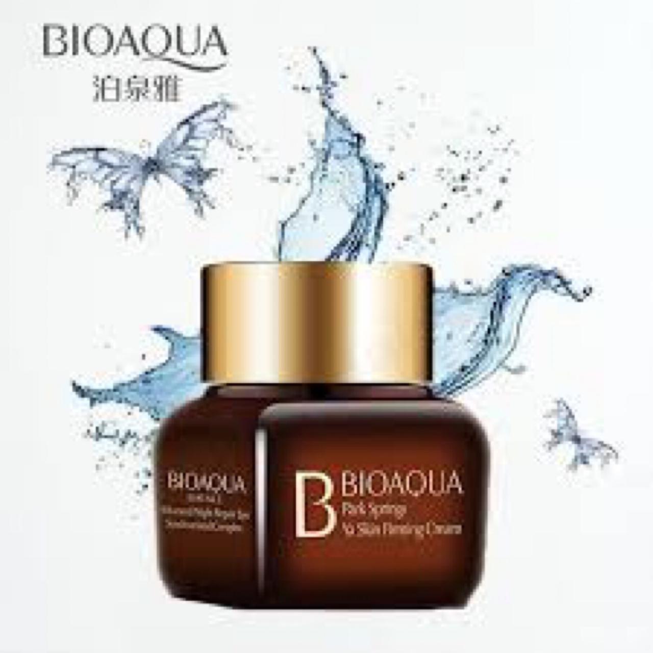 BIOAQUA Anti-Puffiness Dark Circle Anti-Aging Moisturizing eye cream Advanced Night Repair Eye cream 20g
