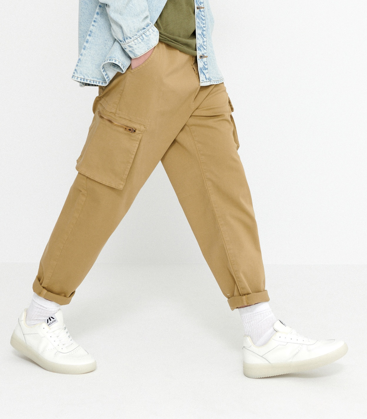 Stretchable Cargo Pant