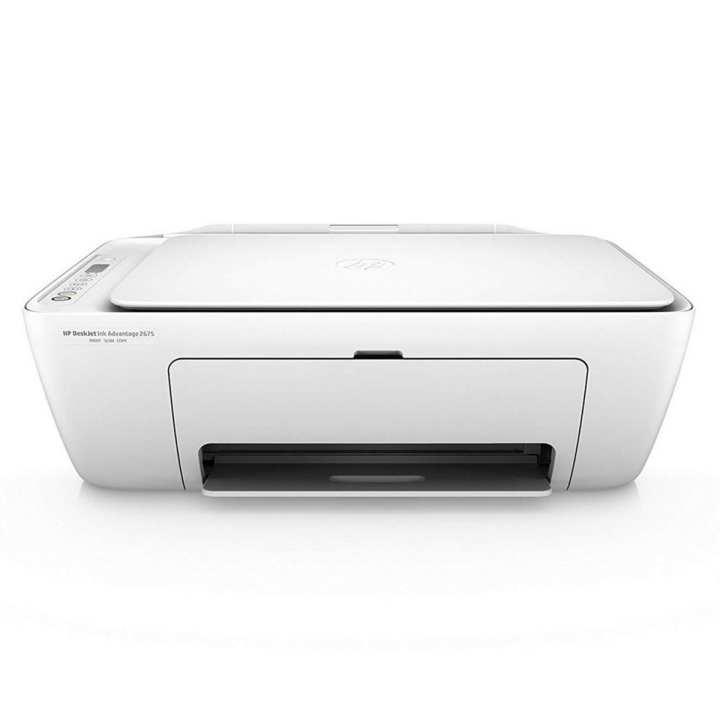 HP DeskJet 2675 - All-in-One Wireless Color Printer