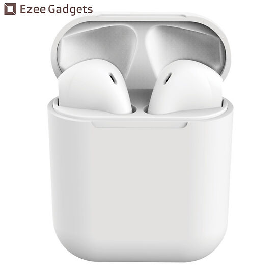 [Multicolors] Inpods 12 True Wireless Earbuds Bluetooth v5.0 With Sensor TOUCH inpods 12 Sport 3D Noise Canceling Earphones Stereo Sound with Mic and Charging Case Headphones For Android/iOS
