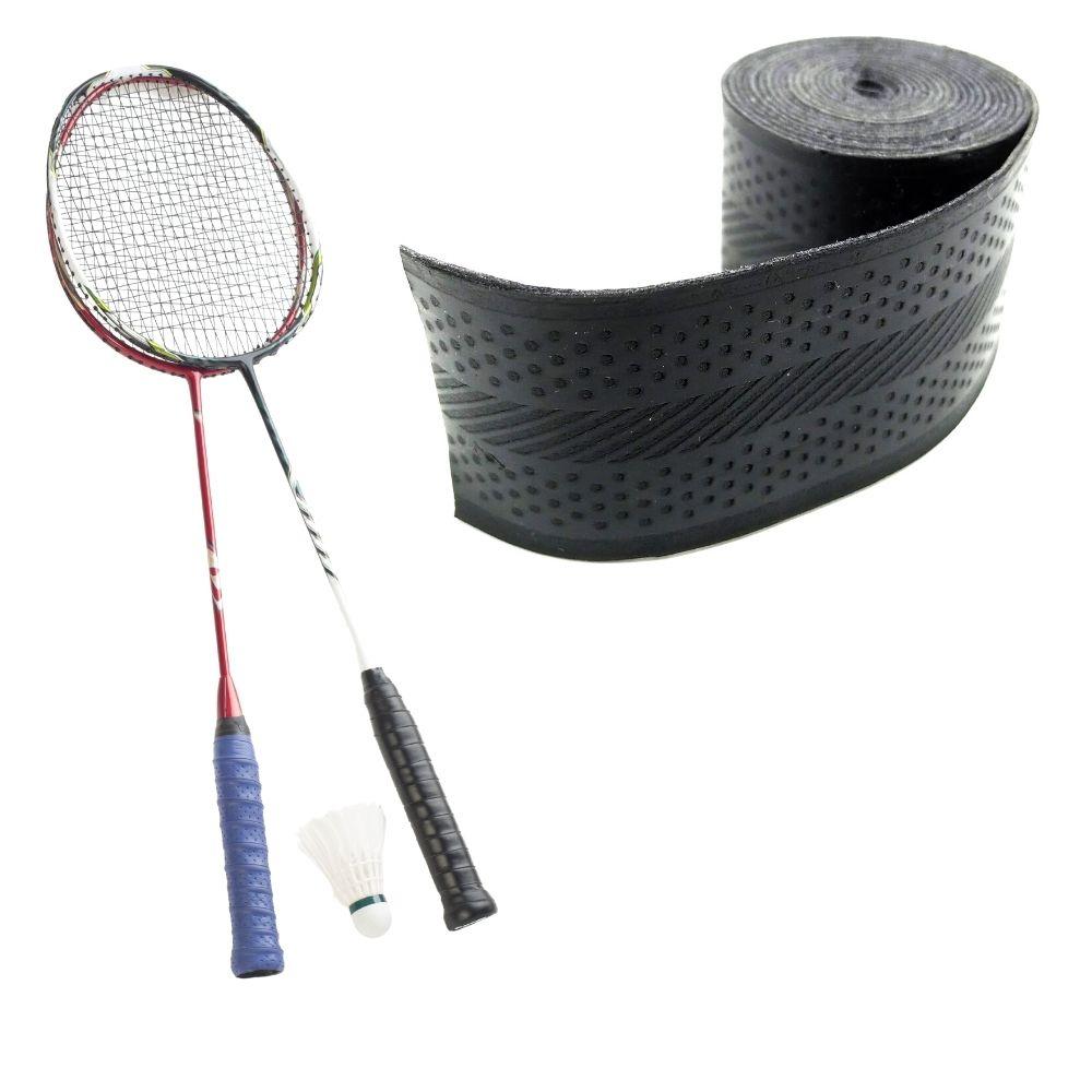 Yonex Badminton Racket Grip Lawn tennis , Squash Over Grip - Black Red Purple Green