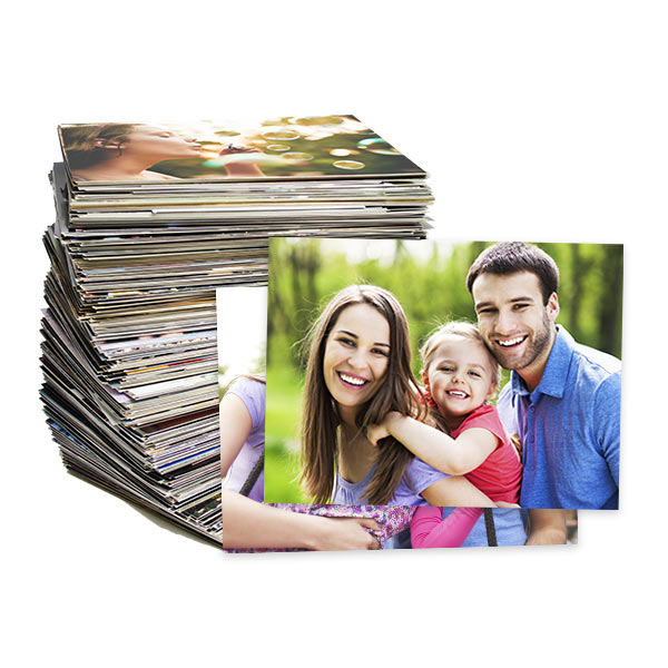 Photo Print | Set of 12 Photo Prints – Glossy – Standard Size (4x6)