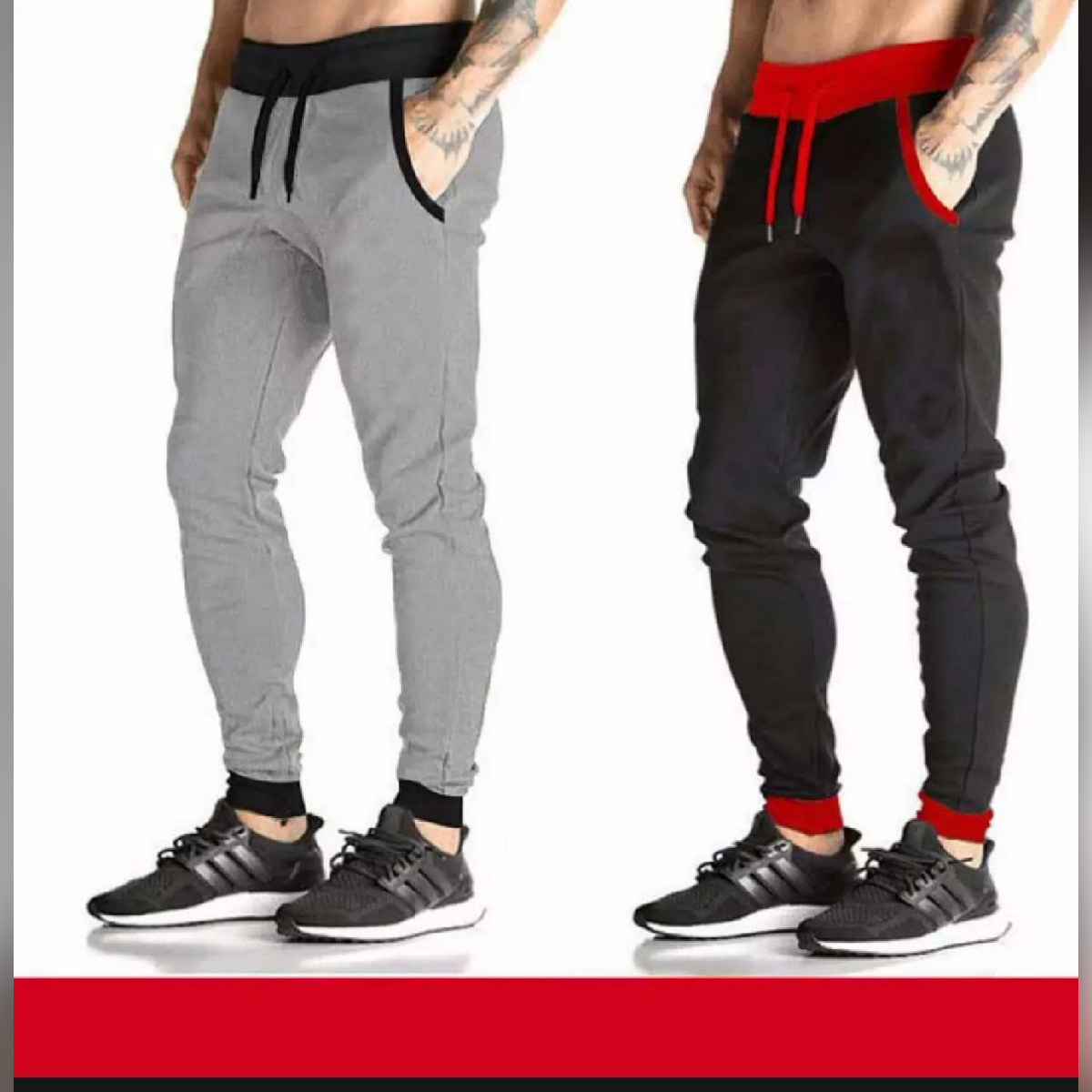 Pack of 2 Trouser New Style For Mens