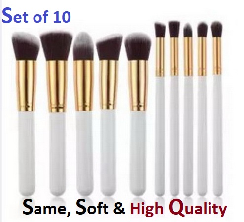 Best Make up brush set of 10 High Quality product