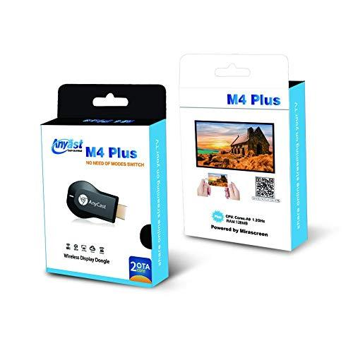 ANYCAST HDMI WiFi DONGLE M4 PLUS 1080P