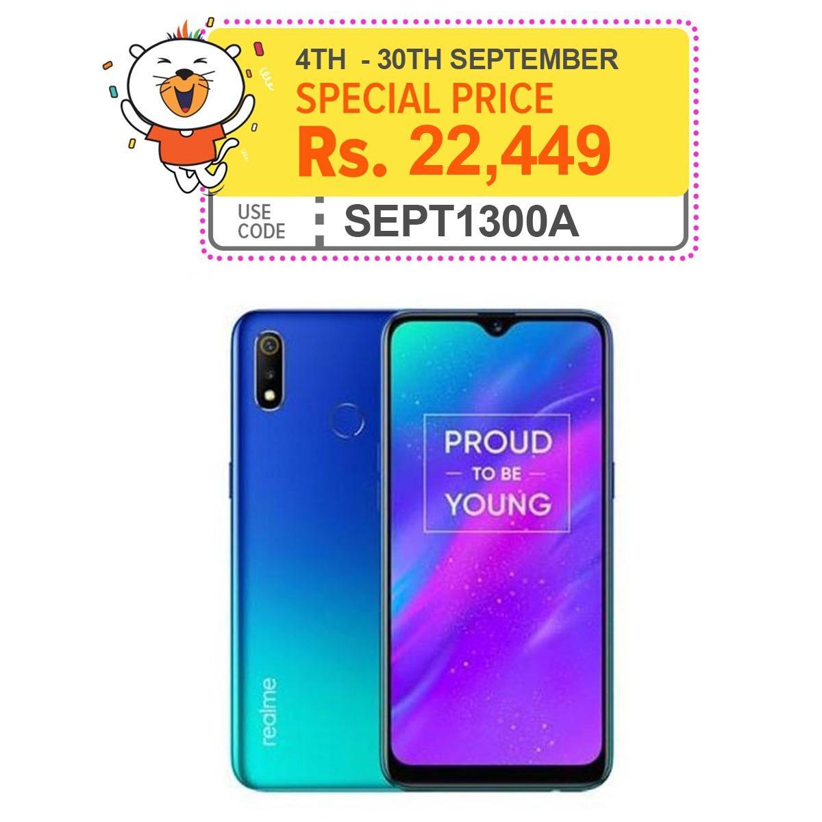 Realme 3 Mobile Phone - 6 2