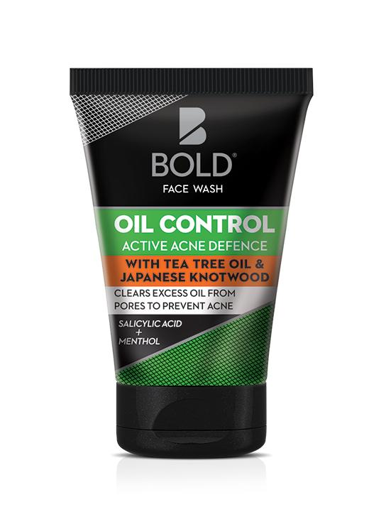 Face Wash Oil Control Active .100ml