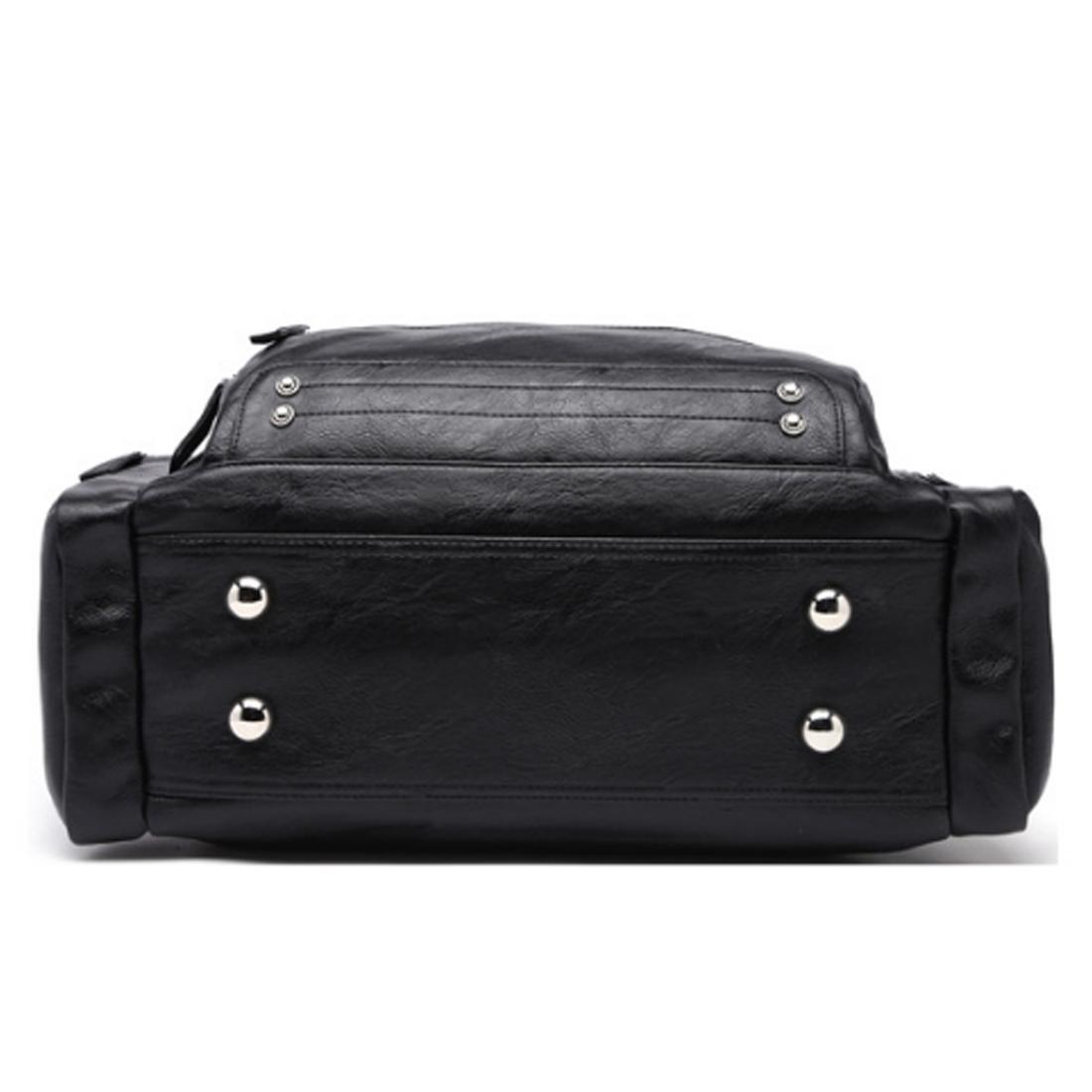 Fitness Single-shoulder Bag PU Travel Handbag Portable Cross Body Bag for  Man Luggage Bag - Black  Buy Sell Online   Best Prices in Pakistan  db35671fec613