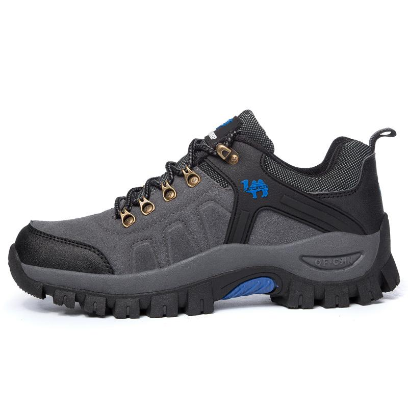 286a9f448881 NEW Fashion Men Large Size Breathable Wearable Outdoor Hiking Shoes Sneakers