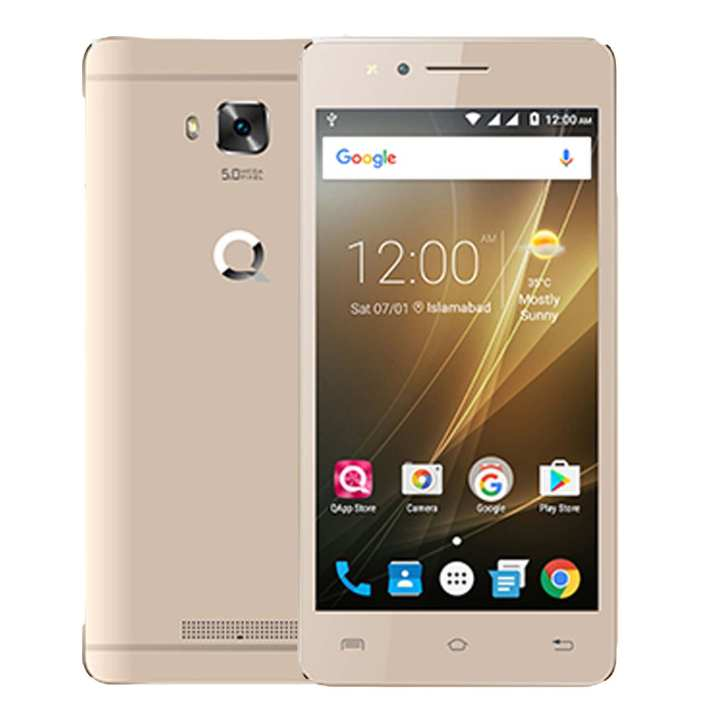 "Qmobile i8i Mobile phone - 5.0"" Display - 1GB RAM - 8GB ROM - Dual Sim"