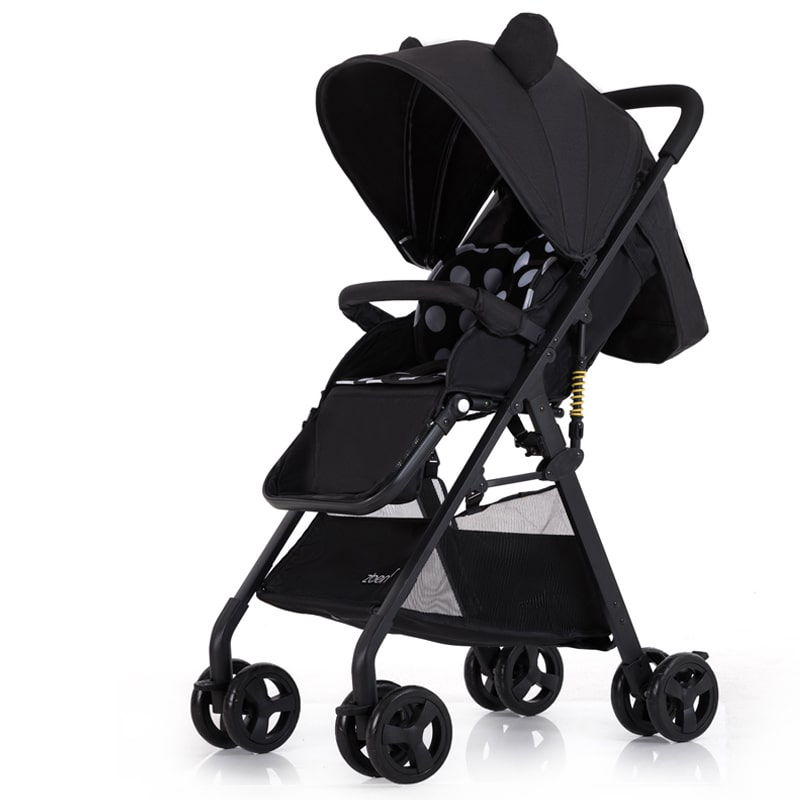 Imported Mickey Baby Stroller (Shock Proof)