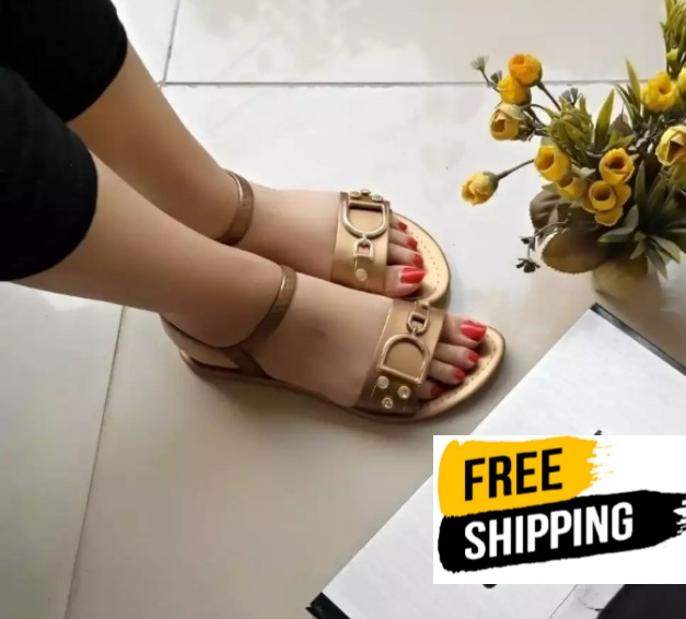 New Fancy Flat Sandals for Women and Girls XP-41