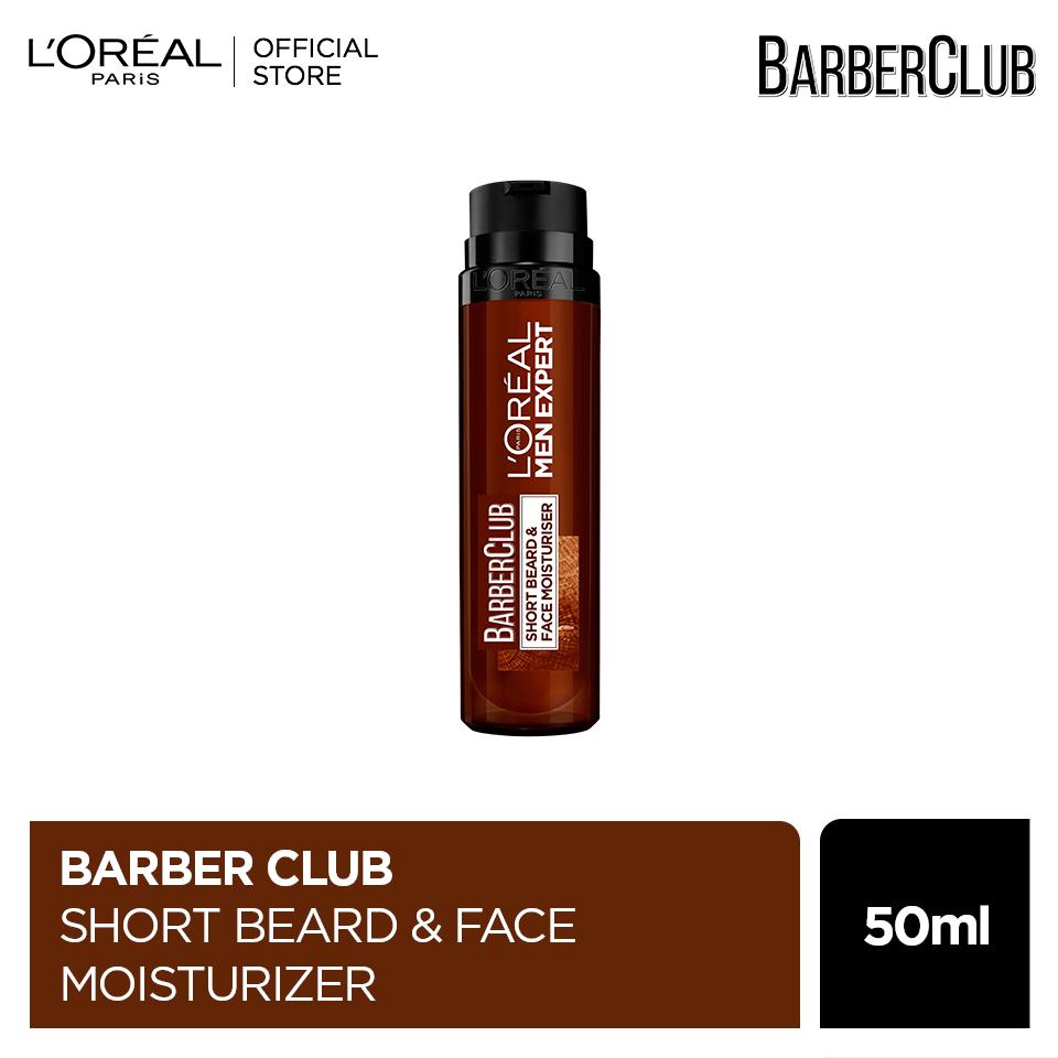 LOreal Paris Men Expert Barber Club Short Beard and Face Moisturizer 50ML