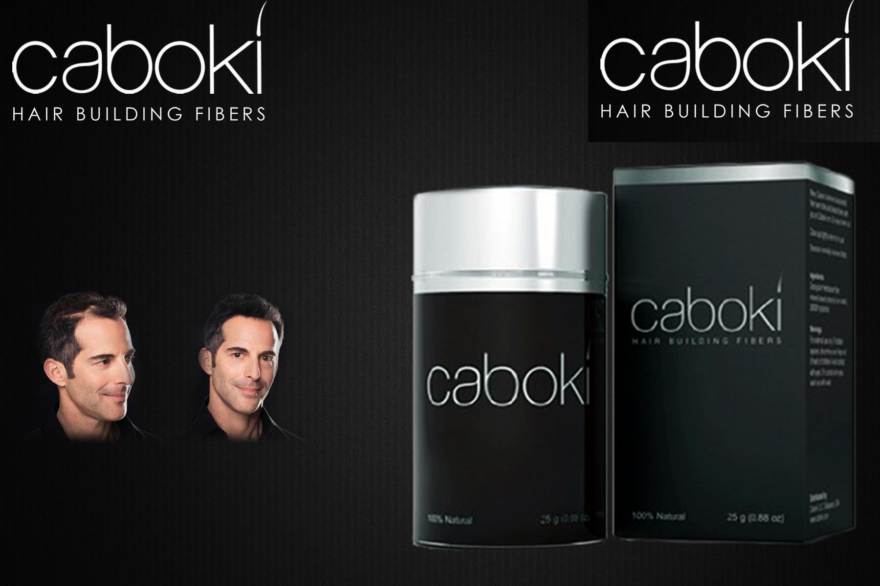 Caboki Hair Loss Concealer Building Fiber - 25g Usa Black: Buy Online at  Best Prices in Pakistan | Daraz.pk