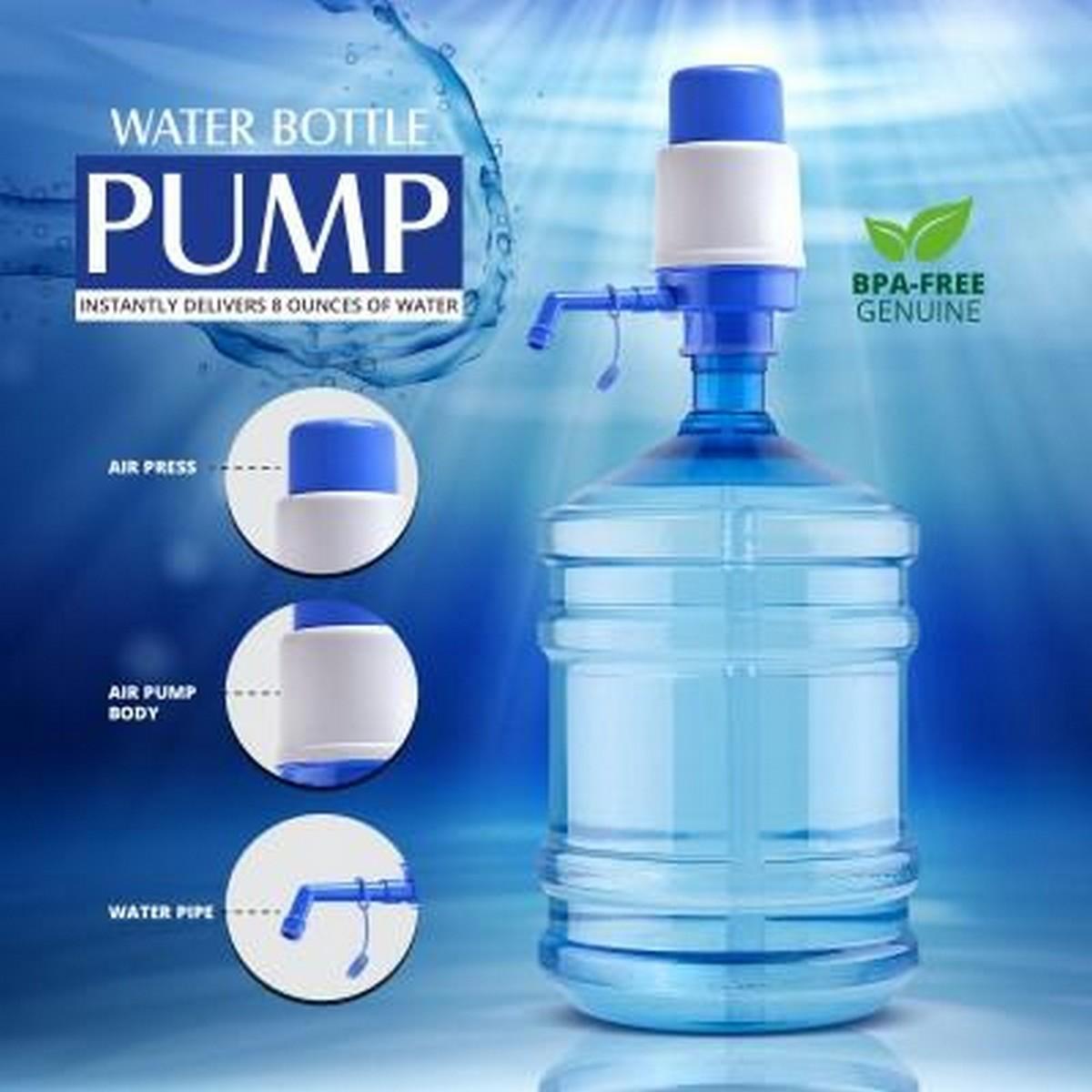 Water Bottle Dispenser manual pump 19 / 20 L