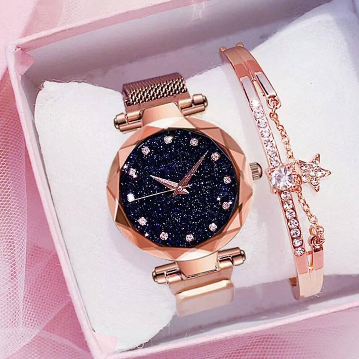 Decent Watch For Women Luxury Watch for Ladies Trendy Watch for Girls