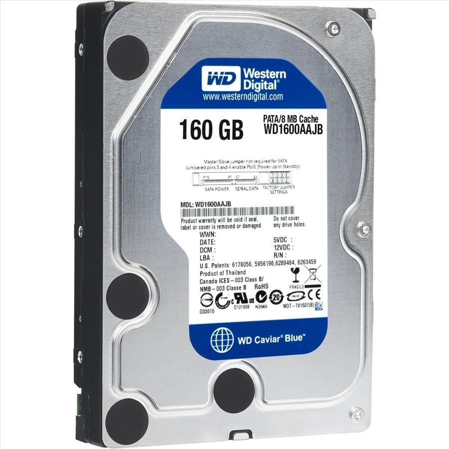 160GB Sata Hard Drives