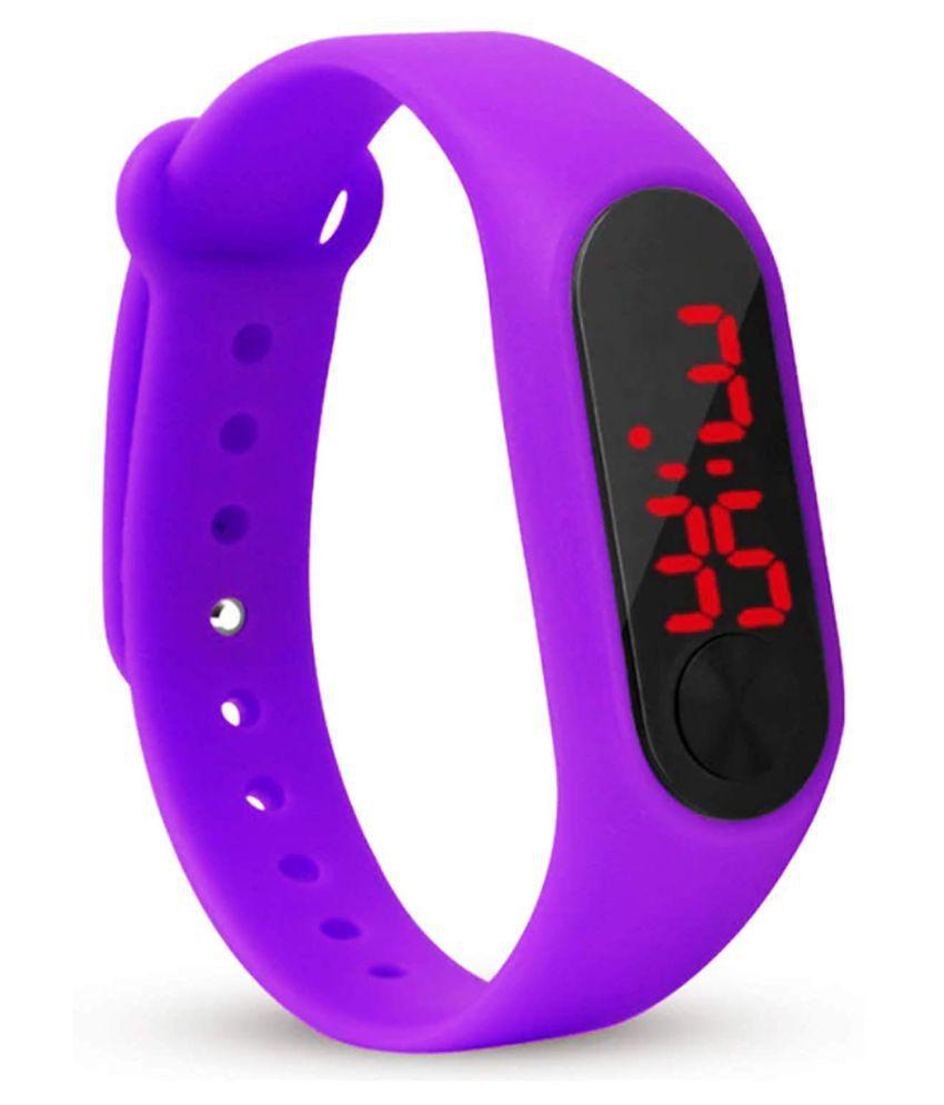 Children Bracelet Watches Kids LED Watches for Boys Girls