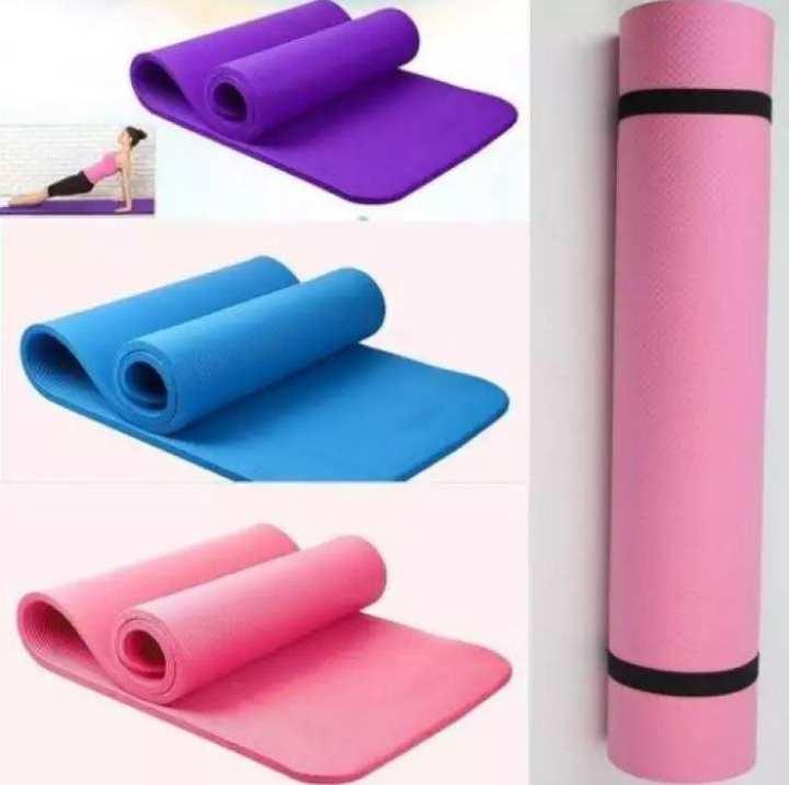8mm Yoga Mat Exercise mat yoga ball mat soft mat travelling