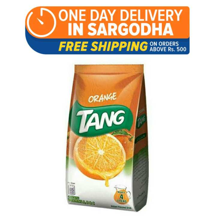 Tang Orange - 375gm (One Day Delivery in Sargodha)