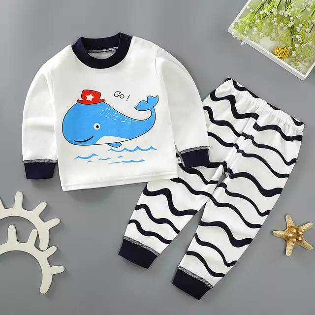 Swetshirt And Pajama Trouser Tracksuit For Kids Baby Boys And Baby Girls Imported Comfy Winter Warm Tops Clothes Sets Dresses Outfit