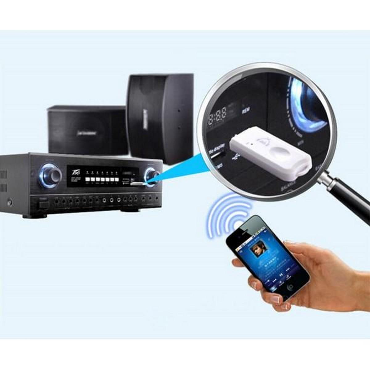 USB Bluetooth Music Receiver