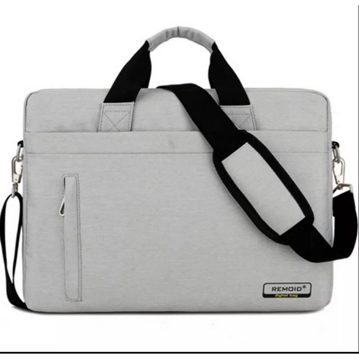 Men Canvas Business Briefcase Office Travel  Laptop Bag