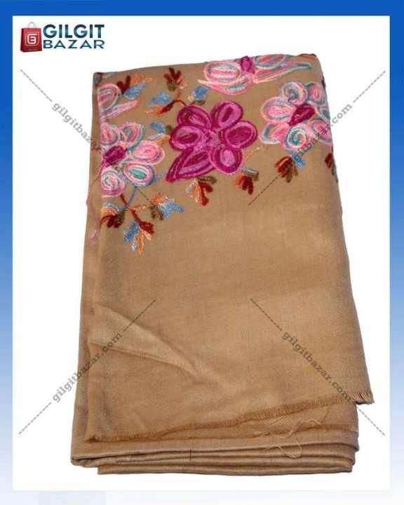 Woolen Emboss Shawl 5 7005