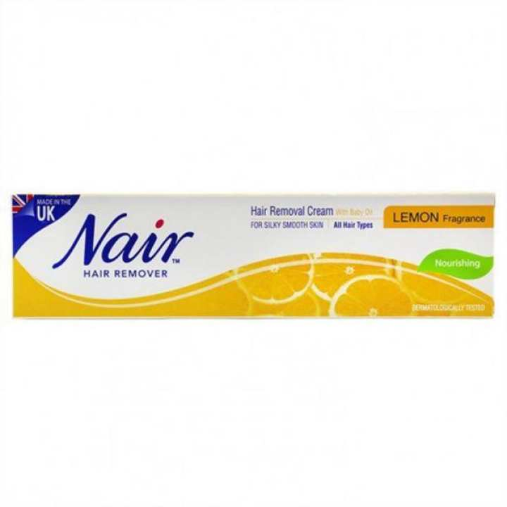 Nair Hair Removal Cream With Baby Oil 110g