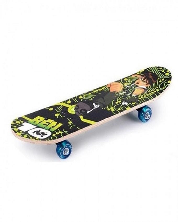 Ansha Marts Skate Board for Kids skating - Small - Multicolor