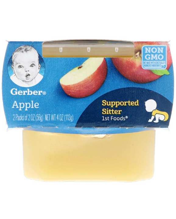 Gerber Apple Baby Pudding 113g