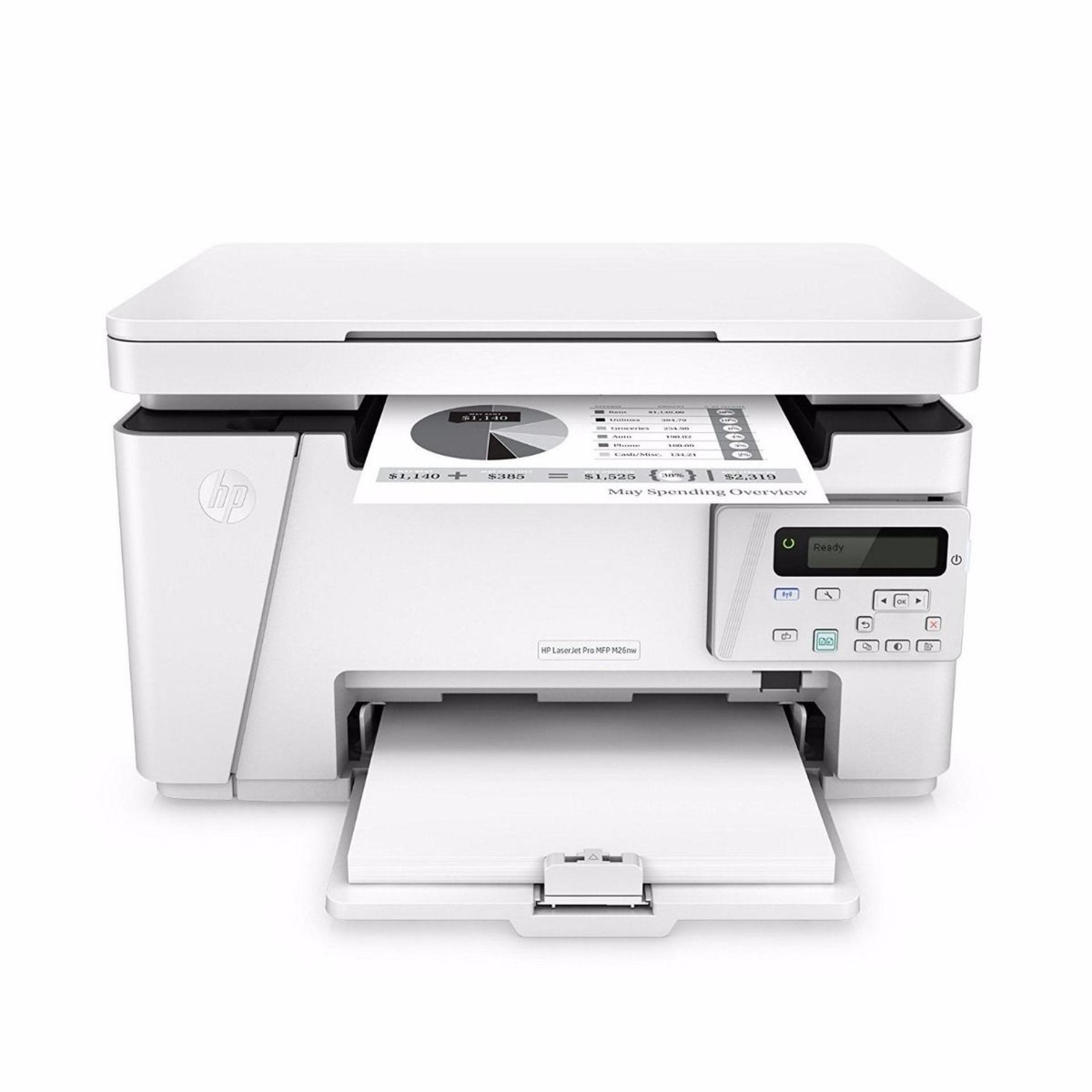 HP LaserJet Pro MFP M26a - Multifunction Laser Printer