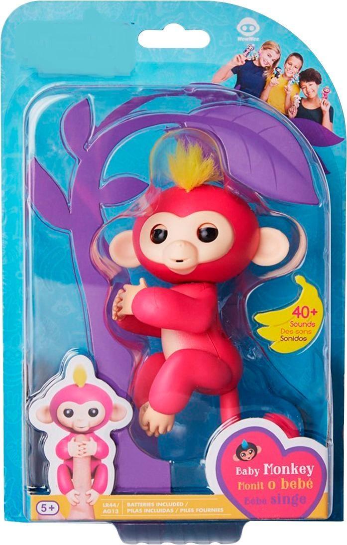 Baby Fingerling Monkey