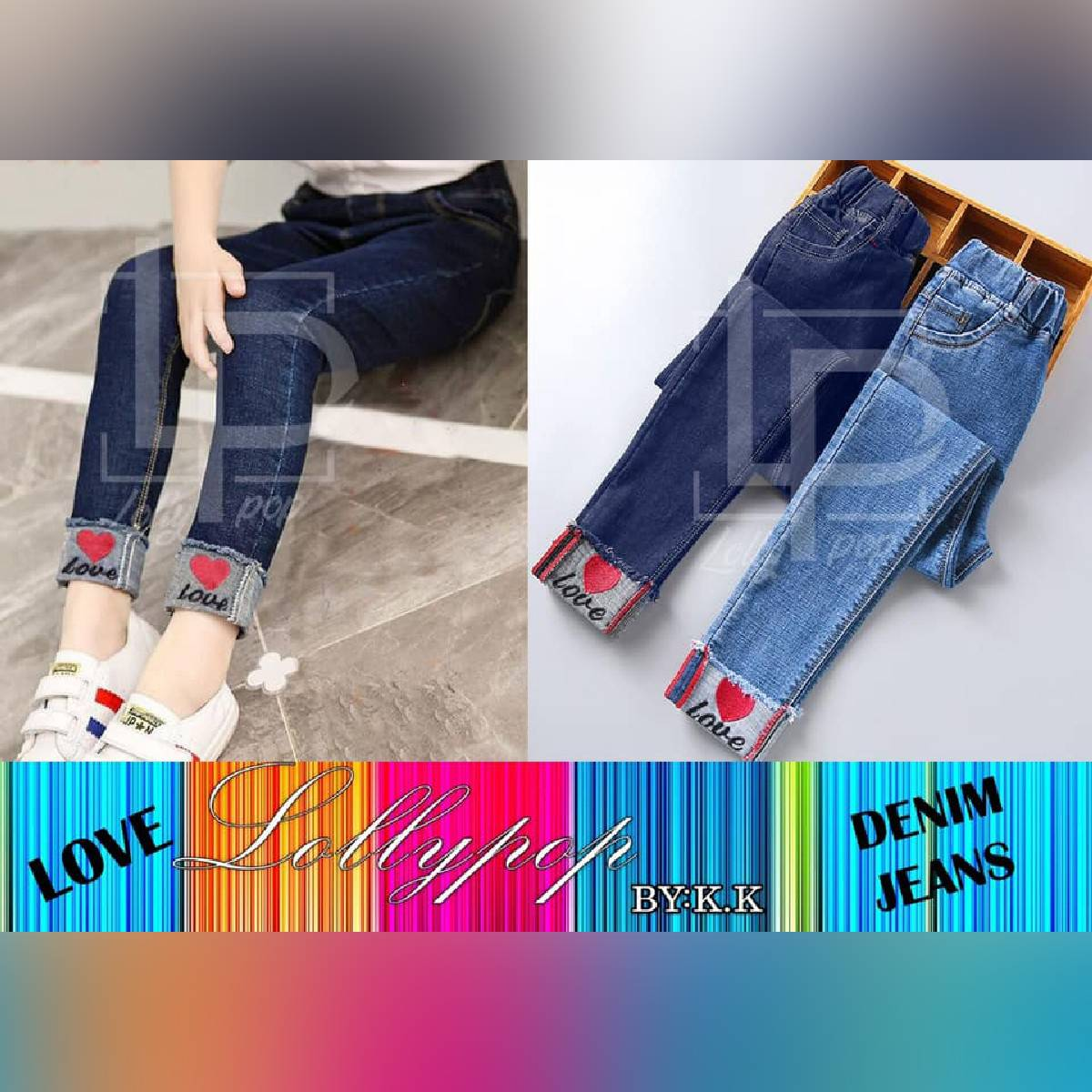 Trandy Style Jeans for Girl and women