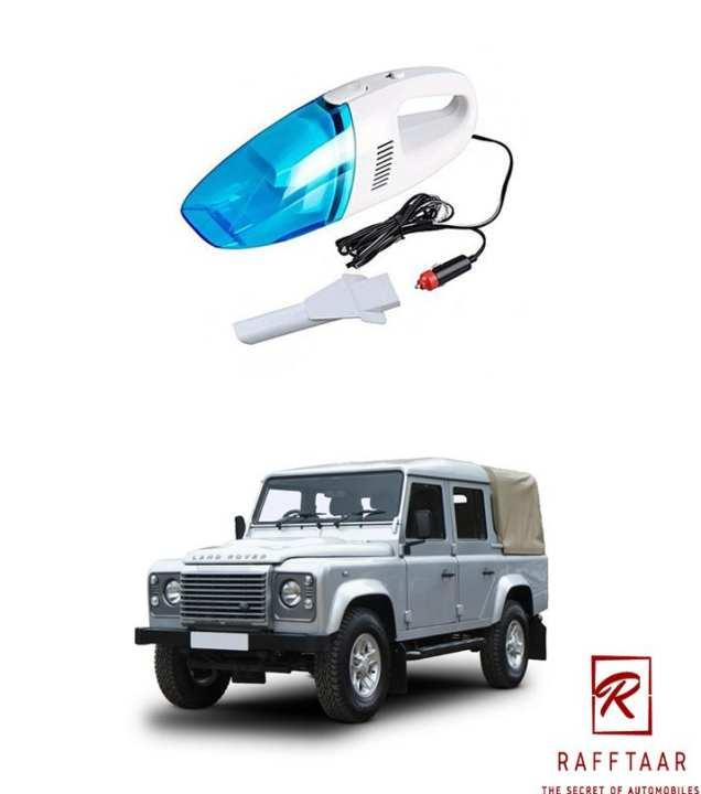 Land Rover Car Vacuum Cleaner 60 Watts