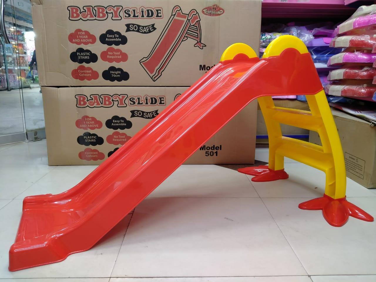Baby Slide - Multicolour