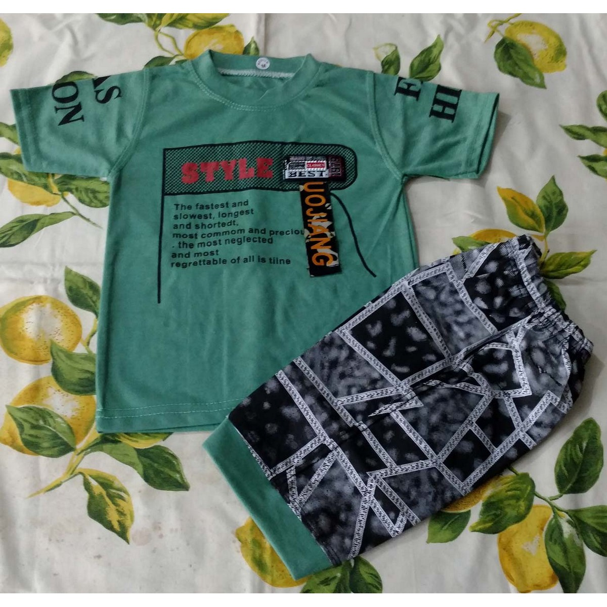 Baby Boy's 2 Piece Clothes Set Casual & Party Wear Dress Boy's Collection