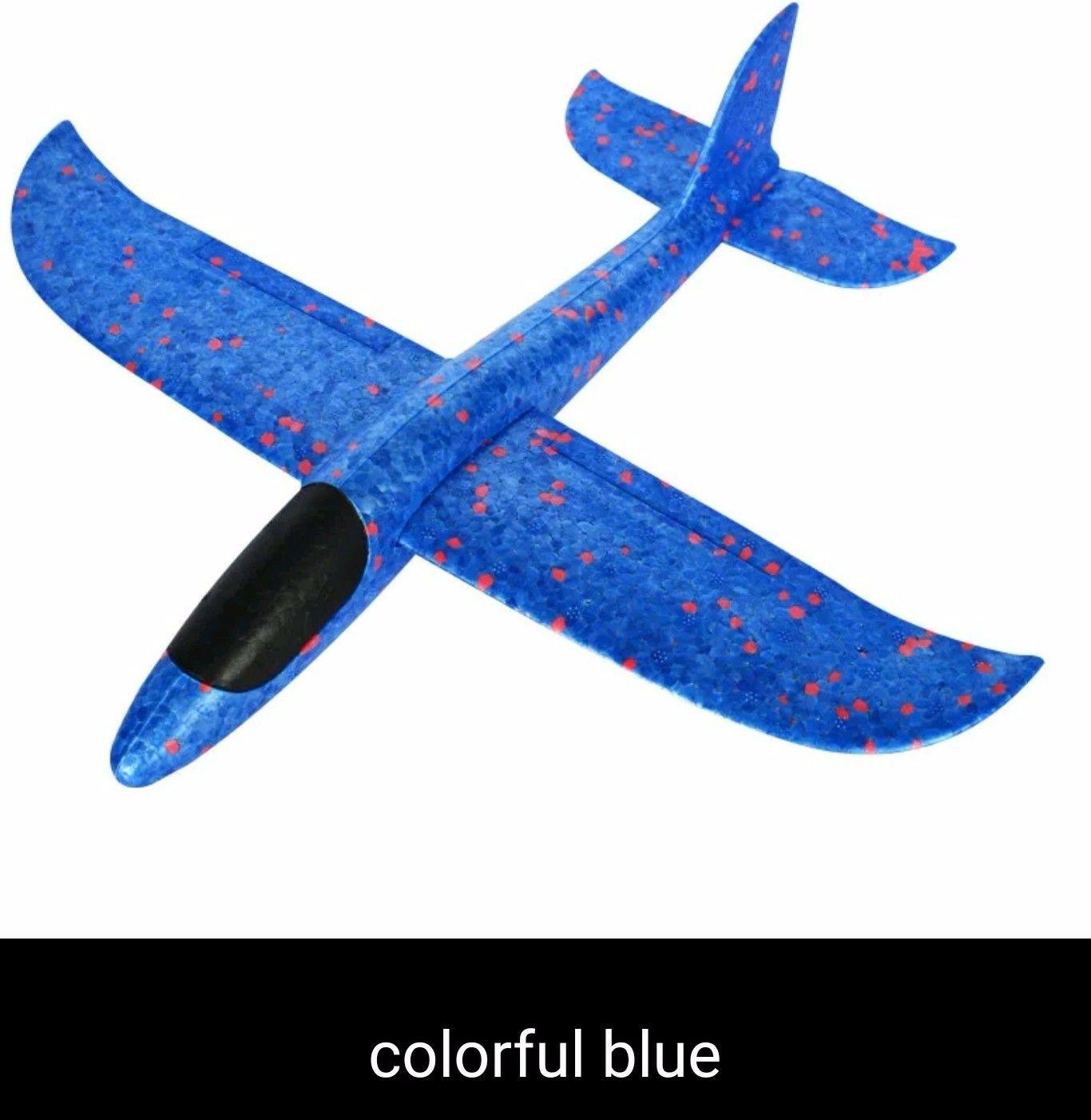 48cm Big Airplane made of Foam Plastic EPP Free Fly Glider AirPLANE Hand Throw The Plane Kids Planes Model Toy for Children