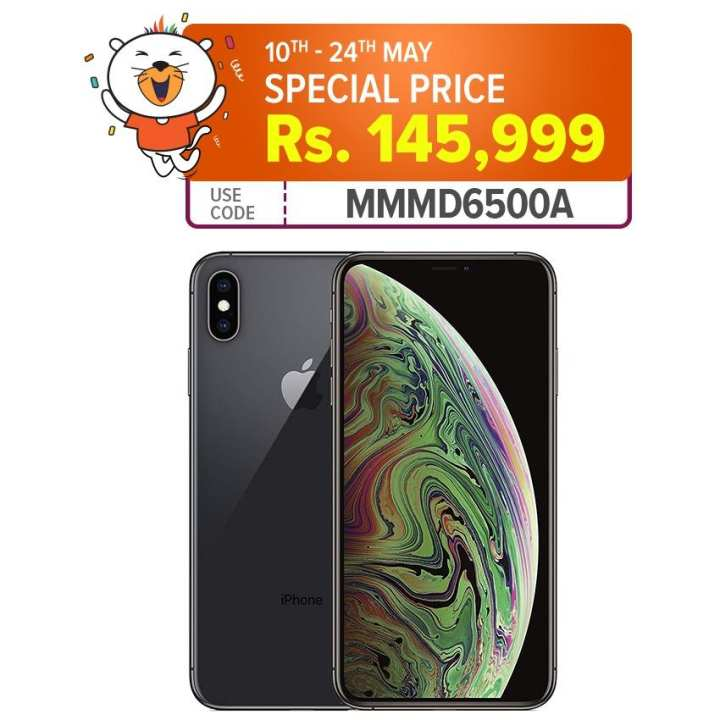 """Apple iPhone XS - 5.8"""" QHD Notch Display - Face ID - Without Face time"""