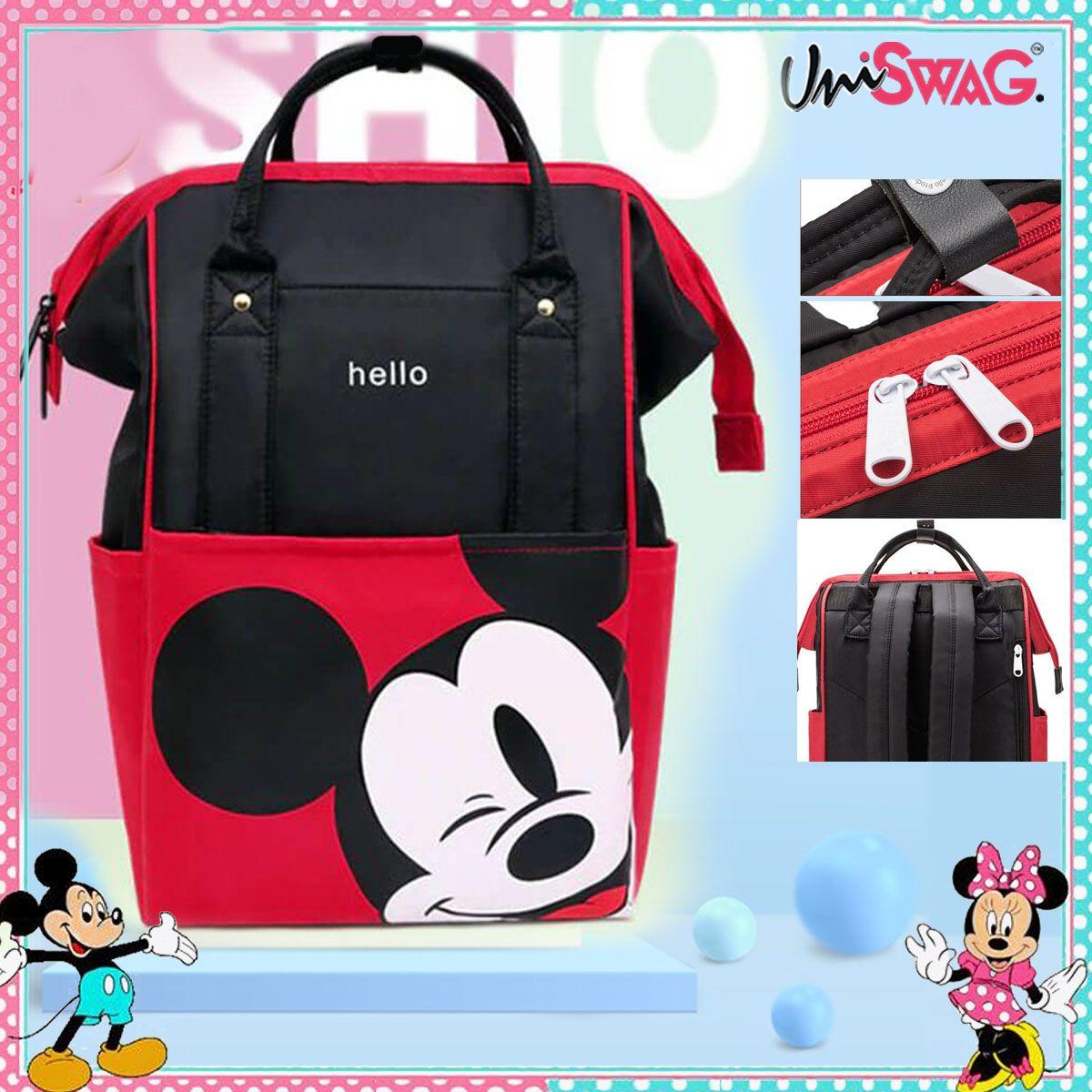 Baby Diaper Bag & Accessories BackPack - Mummy Bag Multi-Function Waterproof - Travel Backpack