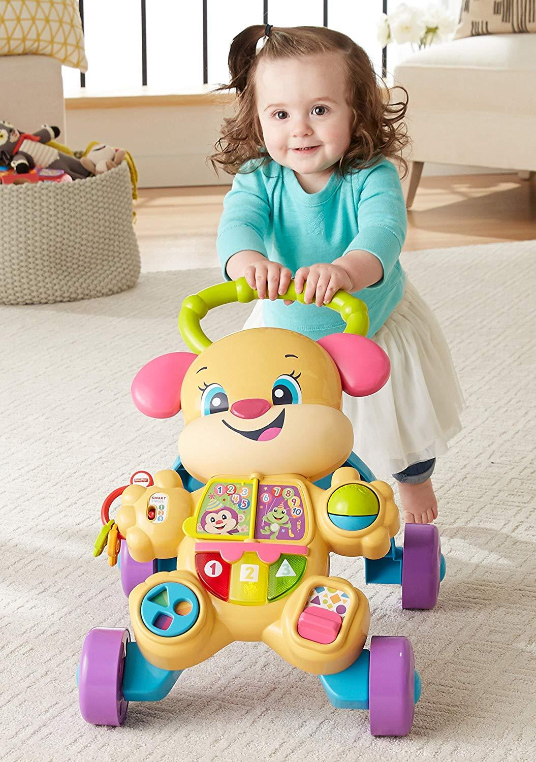 Fisher Price Laugh & Learn® Smart Stages™ Learn With Sis Walker