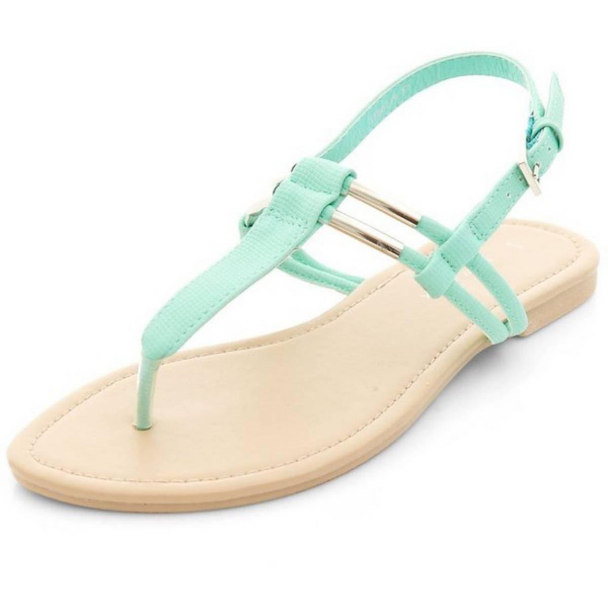 Hamzar Footwear - Ladies flat sandal