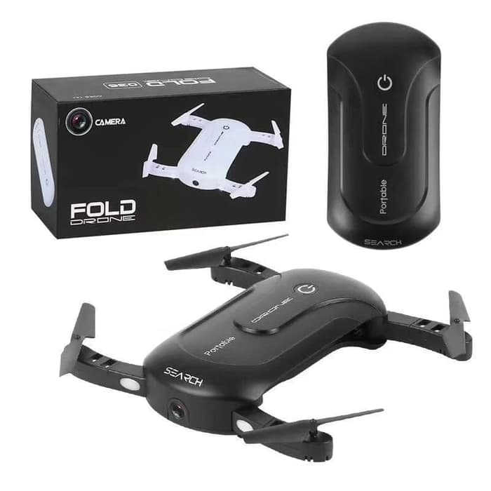 JJR / C JJRC H37 Elfie Mini Selfie Drone Upgraded 2MP WIFI FPV Camera Foldable Arm APP Control RC Quadcopter RT
