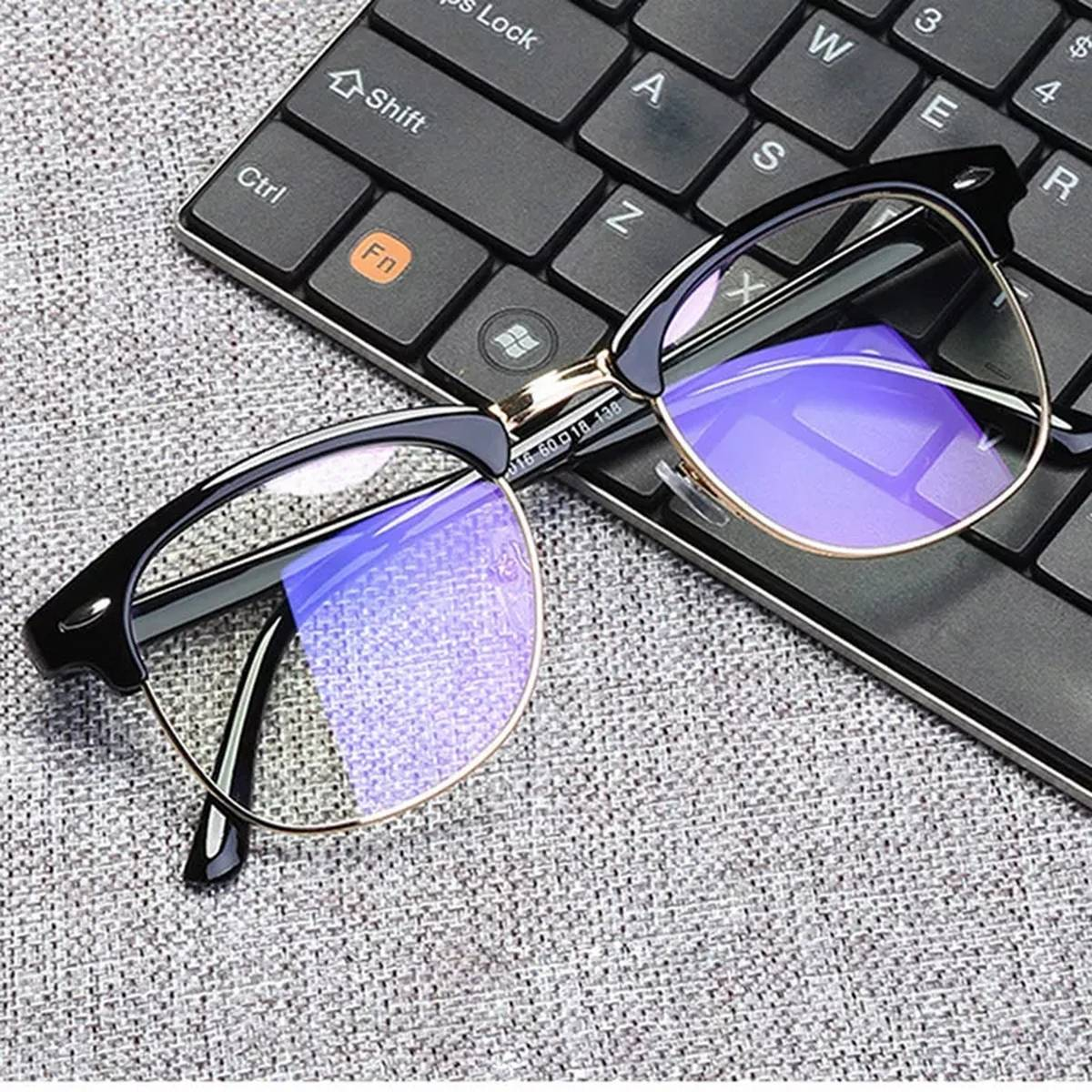 stylish design glasses Fashion transparent glasses for men high quality