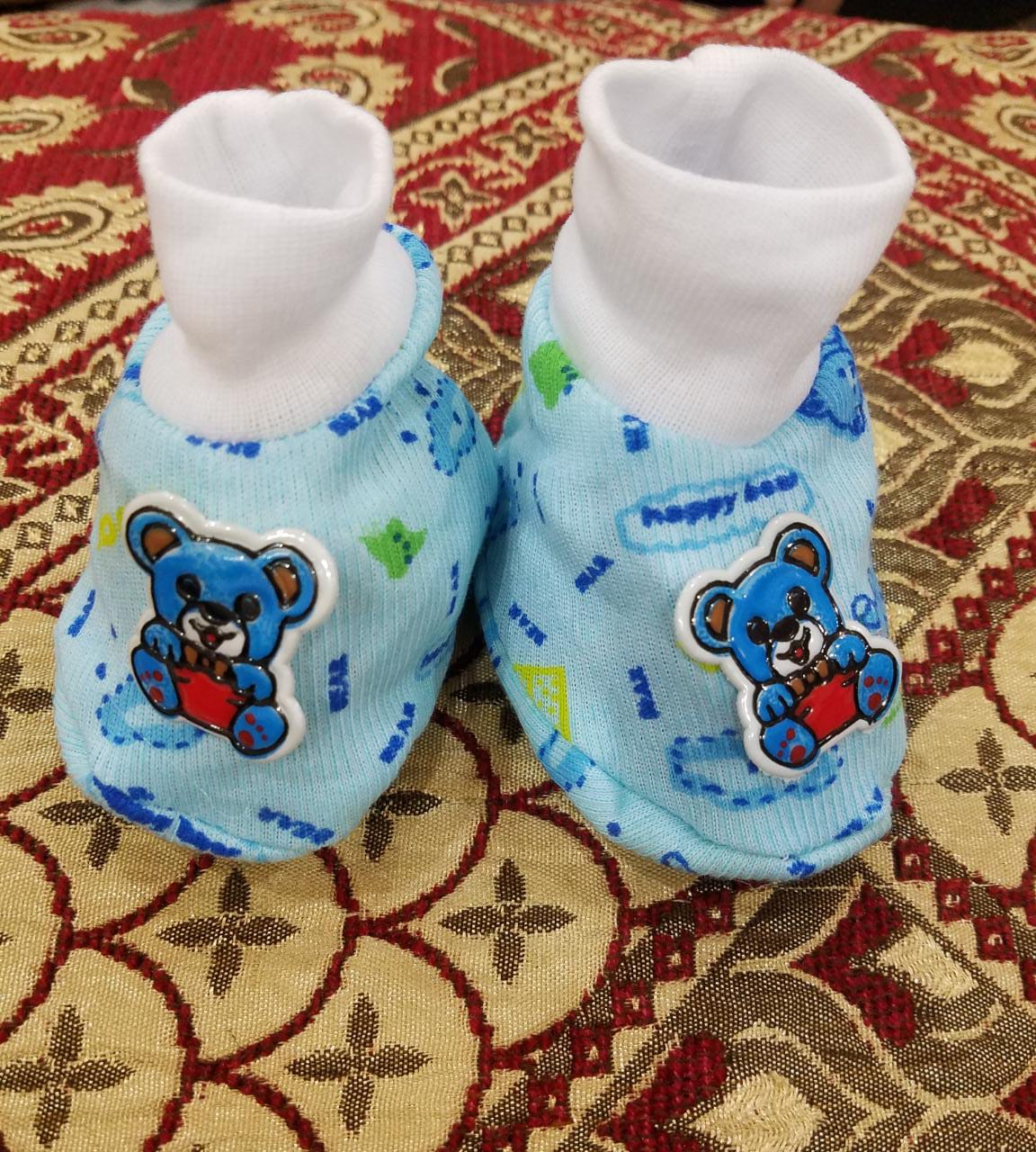 Booties for NewBorn Socks Toddler Shoes New Born Baby Shoes