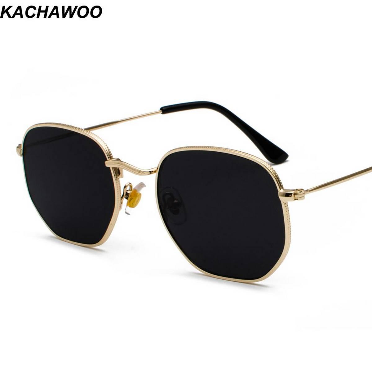 Round Black Style Black Frame Glasses For Men And Women