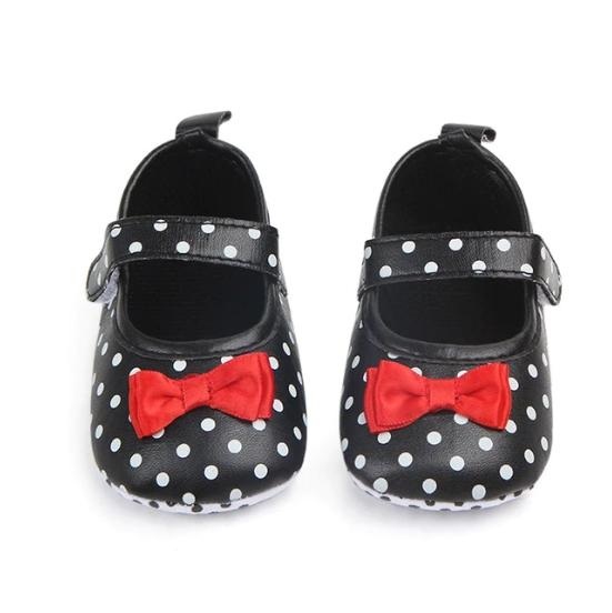 Baby Girls Boys Autumn Winter Hook/&Loop Shoes Toddler First Walkers Kid Shoes US