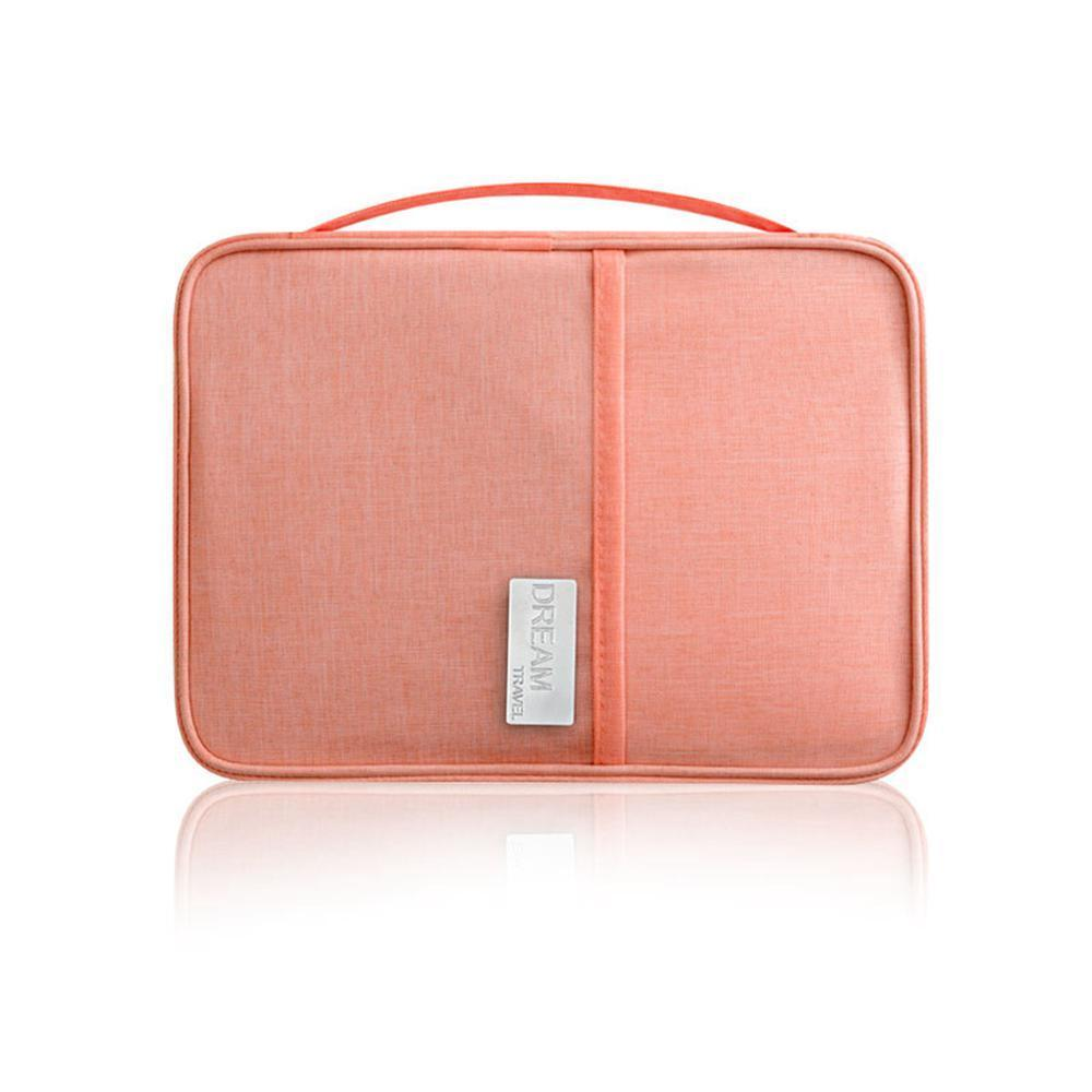 54bd485cc47a RFID Passport Bag for Men/Women, Waterproof Large Capacity Passport Travel  Organizer Passport Covers Holder Card Package Credit Card Holder Wallet ...